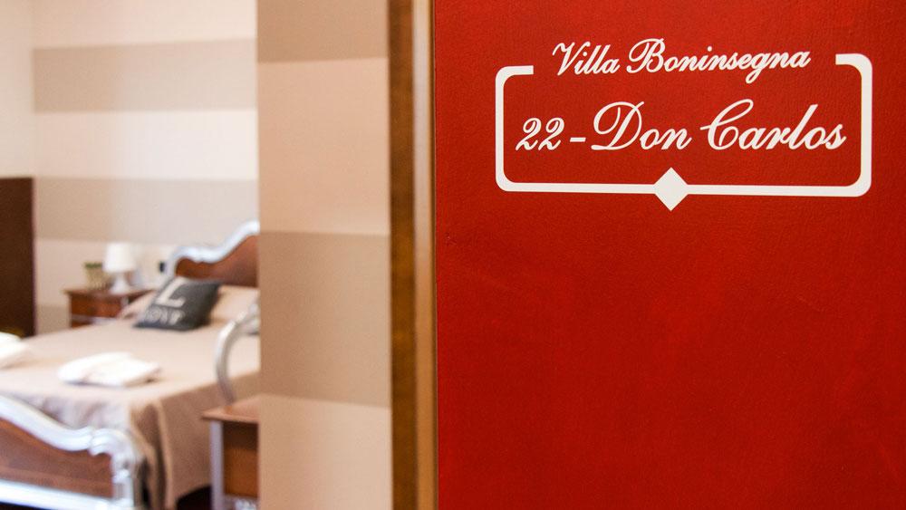 Villa Boninsegna - Camera quadrupla - Soggiorno a Verona, degustazioni ed eventi