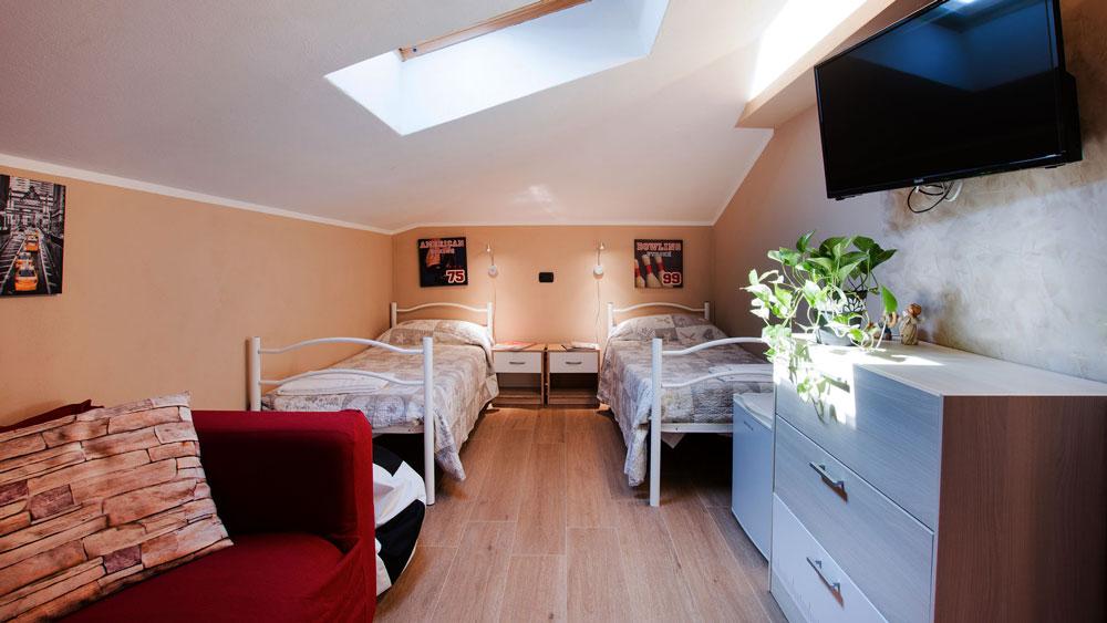 Villa Boninsegna - Camera Suite quadrupla - Soggiorno a Verona, degustazioni ed eventi